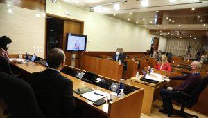 Las Cortes regionales organizan por primera vez en su historia un Pleno Institucional por el Día de la Mujer