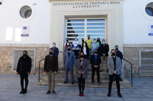 Los alumnos del Alfonso VIII desarrollan una experiencia real de marketing con AJE Cuenca