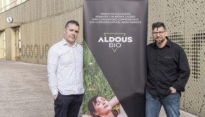Los conquenses Jesús Segura (Restaurante Trivio) y Antonio Pellón (Aldous Bio)