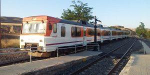 Los estudiantes de la UCLM se suman a la defensa del tren convencional Madrid-Cuenca-Valencia