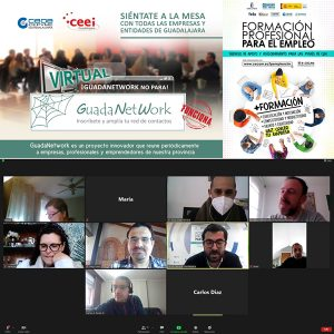 Nueva oportunidad para la creación de nuevas sinergias empresariales en un nuevo encuentro de Guadanetwork