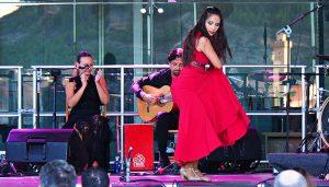 Israel Fernández y Virginia García Vicente, acento castellano-manchego en el espacio flamenco de Estival Cuenca 21
