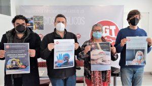 UGT CLM inicia una campaña en la que pide el reconocimiento de los profesionales esenciales y el fortalecimiento de los servicios públicos