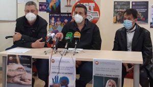 UGT pide el reconocimiento de los trabajadores esenciales de Guadalajara y el fortalecimiento de los servicios públicos