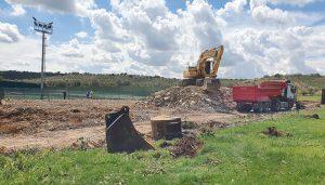 Arrancan las obras del nuevo Centro Fitness Municipal de Cabanillas