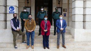 Aumentan las infracciones por el incumplimiento de las medidas anti covid en la demarcación de Brihuega