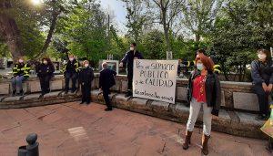 """Cuenca en Marcha muestra su apoyo a los trabajadores de Correos y pide a Dolz """"implicarse para garantizar el servicio público"""""""