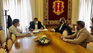 Dolz celebra que el Centro Nacional de Estudios Penitenciarios permitirá la desestacionalización de la demanda turística  en Cuenca