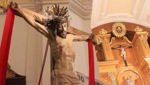 El Ayuntamiento de Cabanillas retransmitirá las misas del Cristo de la Expiración, los días 1 y 2 de mayo