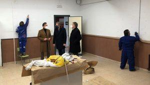 El Ayuntamiento de Cuenca aprueba la contratación de diez personas dentro del proyecto Recual para operaciones de mantenimiento en los colegios de la capital