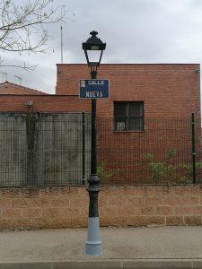 El Ayuntamiento de Villanueva de la Torre repara las bases de casi un centenar de farolas