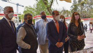 El Ayuntamiento redobla el apoyo económico al sector artesano de Guadalajara y dignifica su espacio llevando la Feria de Primavera al Parque de la Concordia