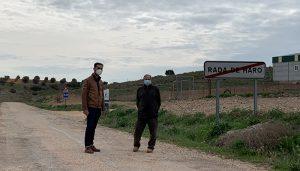 El Gobierno regional continua el proceso de licitación para el acondicionamiento de la CM-3009 entre Villaescusa de Haro a La Alberca de Zancara