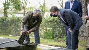 El Gobierno regional da un nuevo impulso a la reintroducción del lince ibérico en la región con la inauguración de las nuevas instalaciones para su recuperación y conservación en Ciudad Real