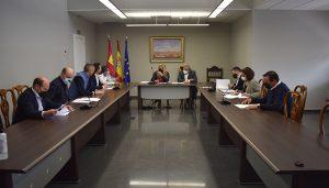 El Gobierno regional informa al Grupo Carpiforja sobre las diferentes líneas de ayudas dirigidas a la inversión y a la contratación para su crecimiento en Quintanar del Rey