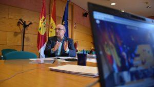 El Gobierno regional invita a las diputaciones a sumarse a una agenda común que aúne las medidas contra la despoblación