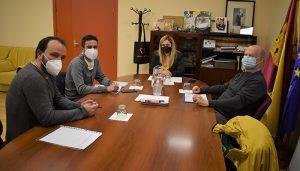 El Gobierno regional traslada a la Asociación de Usuarios del en AVE Cuenca su compromiso para trabajar y solicitar a RENFE mejoras en la alta velocidad