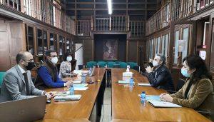 El Gobierno regional y el 'Instituto Confucio' de la UCLM seguirán colaborando en la difusión de la lengua y la cultura de China
