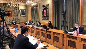 El Grupo Socialista lamenta que PP, Ciudadanos y Cuenca en Marcha no hayan apoyado el convenio de bomberos