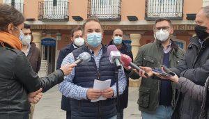 El PP pide a Alberto Rojo que convoque la Mesa del Pacto por la Recuperación ante la grave situación en Guadalajara
