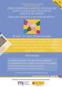 Formación contra la violencia de género en Sigüenza