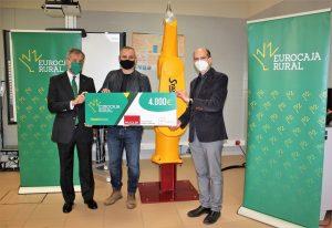 Fundación Eurocaja Rural premia la investigación científica contra la COVID-19 de la UCLM con 4.000 euros