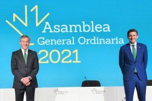 La Asamblea General de Eurocaja Rural aprueba por unanimidad las cuentas del 2020, respaldando la gestión rigurosa y el crecimiento de la Entidad en plena pandemia