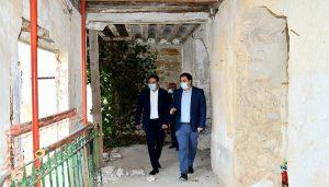 La Diputación de Cuenca adjudica de forma provisional las obras de la hospedería de Huete por 2,77 millones de euros