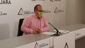 La Diputación de Guadalajara destina 200.000 euros a ayudas a profesionales del arte y la cultura y ganaderías de lidia