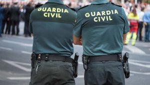 La Guardia Civil detiene a un varón por coacciones, amenazas e injurias en Motilla del Palancar