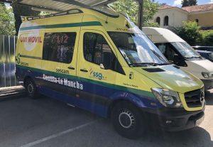 La Justicia anula los servicios mínimos impuestos por Sanidad en la huelga del Transporte Sanitario de 2020 y condenan a la JCCM a indemnizar a CCOO