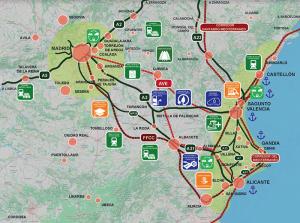 La patronal conquense apoya el proyecto de Conexus de unión verde y digital entre Madrid y Valencia