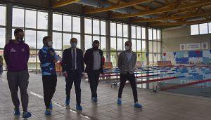 La piscina Fuente de la Niña  acoge el Campeonato de España de Salvamento y Socorrismo en las categorías cadete e infantil