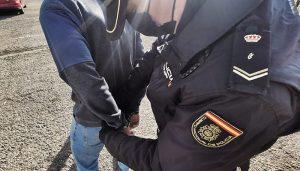 La Policía Nacional detiene en Guadalajara al presunto autor de una agresión a un menor de 12 años