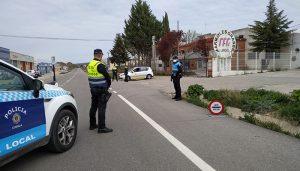 La Semana Santa se salda en Cuenca con 42 propuestas de sanción y 176 identificaciones por parte de Policía Local y Agentes de Movilidad