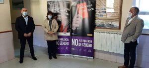La Subdelegación del Gobierno de Guadalajara lleva a los centros educativos una exposición de carteles de campañas contra la violencia de género