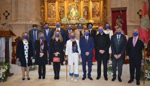 La tradición no se pierde y la Virgen de Rus estará en San Clemente por cuarenta días