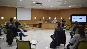"""La Universidad regional y CCOO firman un convenio para la creación del """"Aula de CCOO Federación de Industria en la UCLM"""""""