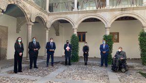 Las Ciudades Patrimonio firman con Fundación ONCE un programa de accesibilidad universal
