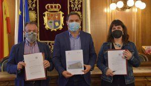 Los parques de bomberos de Priego y Cañete tendrán un presupuesto de más de 4 millones de euros