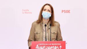 Maestre critica que Núñez va a Madrid para respaldar un modelo con peor ritmo de vacunación y más contagios que CLM y sin ayudas a la hostelería