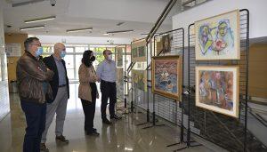 Música, poesía y pintura convergen en la 1ª Semana Cultural de la Facultad de Medicina de Ciudad Real
