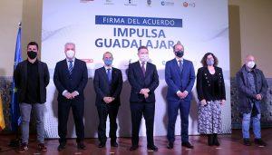Nace 'Impulsa Guadalajara', un gran acuerdo para el desarrollo económico y social de Guadalajara