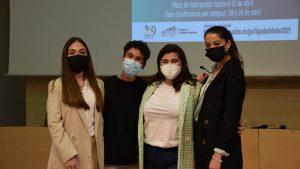 Periodistas en acción, desde Cuenca