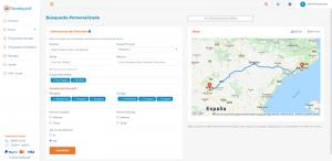 Sendbyself, la plataforma de subastas de envío que te lo pone fácil si quieres enviar una moto, un mueble..., a cualquier lugar de España