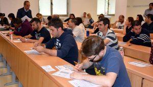 Un total de 558 alumnos se matriculan en las Pruebas de Acceso para Mayores de 25 y 45 años de la UCLM que se celebrarán el 27 y 28 de abril