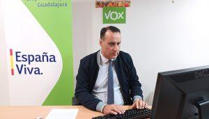 """VOX califica de """"ineficaces y precarios"""" los planes de empleo en Guadalajara porque """"ni generan estabilidad ni inserción laboral"""""""