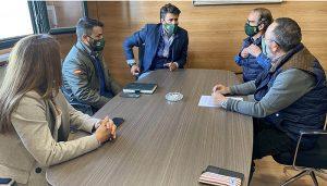 VOX Guadalajara se reúne con APAG para conocer de primera mano sus inquietudes