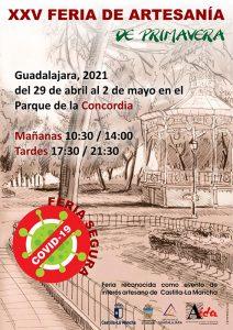 Vuelve la Feria de Artesanía de Guadalajara del 29 de abril al 2 de mayo