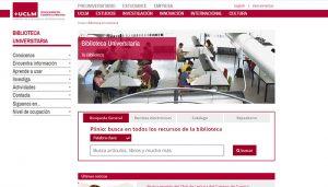 Vuelven a estar disponibles los recursos digitales de la Biblioteca de la UCLM, afectados por el ciberataque